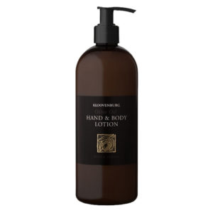 Olive Oil Hand & Body Lotion - 500ml