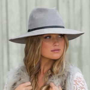 Emthunzini Sun Hat - Celeste Grey