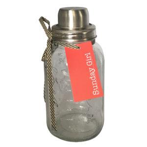 Mason Shaker/Storage Jar