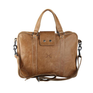 Thandana Laptop Bag Leather