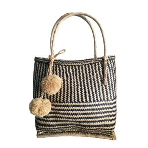 Handwoven Shopping/Beach Basket