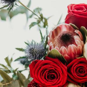 Freshly Picked Hand Tied Flowers Grande