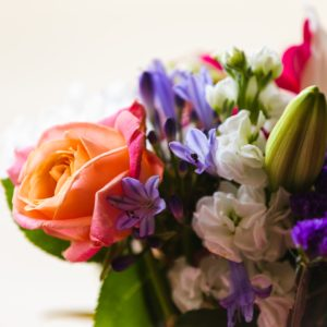 Hand Tied Bunch of Fresh Flowers