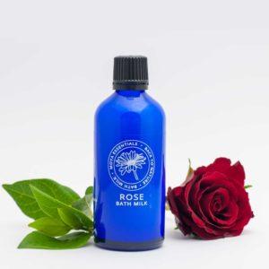 Luxurious Rose Bath Milk